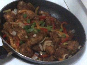 special chili chicken