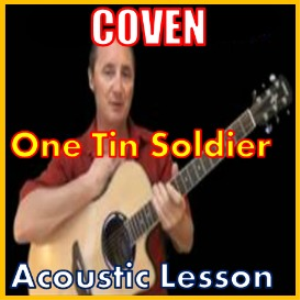 Learn to play One Tin Soldier by Cover | Movies and Videos | Educational