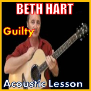 Learn to play Guilty by Beth Hart | Movies and Videos | Educational
