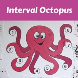 Interval Octopus | Music | Children