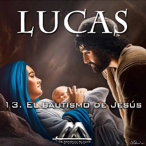 13 El bautismo de Jesus | Audio Books | Religion and Spirituality