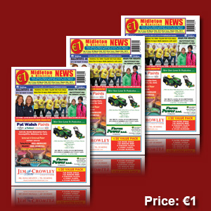 Midleton News March 18th 2015 | eBooks | Periodicals
