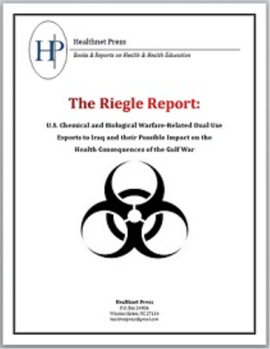First Additional product image for - The Riegle Report & Gulf War Syndrome
