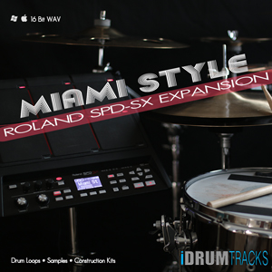 Miami Style SPD-SX Expansion | Software | Add-Ons and Plug-ins