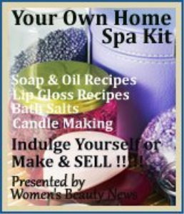 your own home spa kit ebook collection