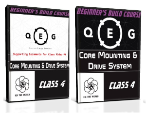 qeg class 4 core mounting and drive system