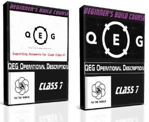 qeg class  7: qeg operational description