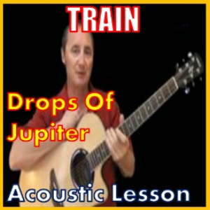 Learn to play Drops Of Jupiter By Train | Movies and Videos | Educational