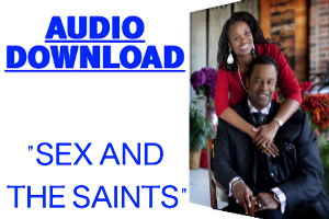 Sex And The Saints | Audio Books | Religion and Spirituality