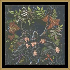 Trio - Maxine Gadd | Crafting | Cross-Stitch | Other