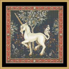 Prancing Unicorn - Maxine Gadd | Crafting | Cross-Stitch | Other