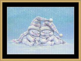 Snow Babies - Maxine Gadd | Crafting | Cross-Stitch | Other
