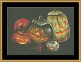 Pumpkins - Maxine Gadd | Crafting | Cross-Stitch | Other