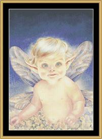 Baby Chrysella - Maxine Gadd   Crafting   Cross-Stitch   Other
