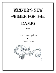 Winner's 1864 Tab | Documents and Forms | Presentations