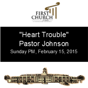 Heart Trouble (Pastor Johnson) | Other Files | Everything Else