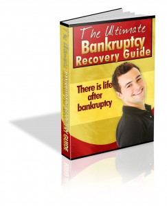 bankruptcy recovery guide