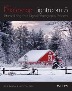 adobe photoshop lightroom 5 - sylvan, rob/ coalson, nat. (2013)