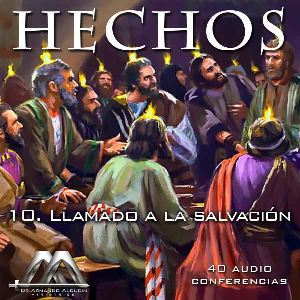 10 Llamado a la salvacion | Audio Books | Religion and Spirituality