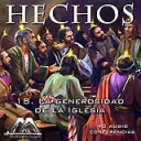 18 La generosidad de la Iglesia | Audio Books | Religion and Spirituality