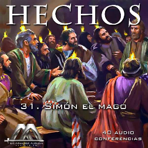 31 Simon el mago | Audio Books | Religion and Spirituality