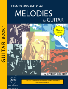 Learn To Sing And Play! Melodies for Guitar: Book 1 | eBooks | Music