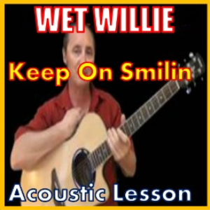 Learn to play  Keep On Smilin by Wet Willie | Movies and Videos | Educational