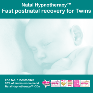 fast post natal recovery (twins)