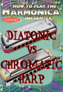 how to play diatonic vs. chromatic