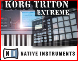 Korg Triton Triton Extreme sounds Maschine | Music | Soundbanks