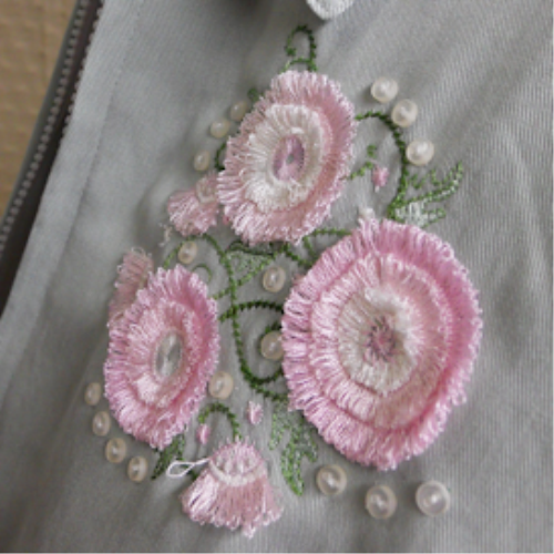Second Additional product image for - Fimbria Flowers - DST