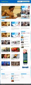 health niche blog