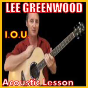 Learn to play IOU by Lee Greenwood. | Movies and Videos | Educational