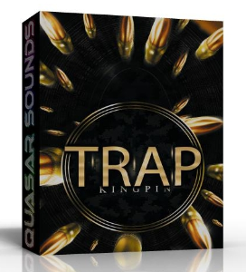 TRAP KINGPIN  5 Construction Kits  24 Bit WAV Loops | Music | Rap and Hip-Hop