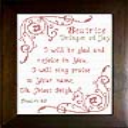 Name Blessings -  Beatrice | Crafting | Cross-Stitch | Religious
