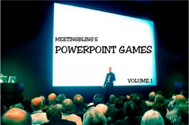 MeetingBling's PowerPoint Games Volume 1