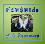 Homemade with Rosemary CD | Music | Miscellaneous