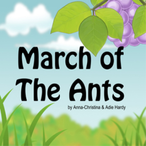 march of the ants (a music audio story)