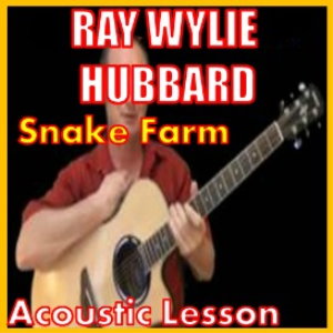 Learn to play Snake Farm by Ray Wylie Hubbard | Movies and Videos | Educational