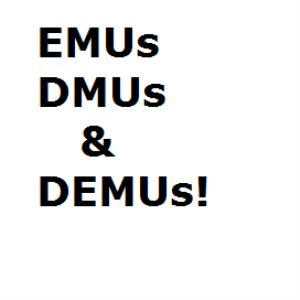 dmus, demus and emus!