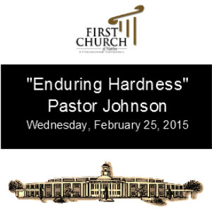 Enduring Hardness (Pastor Johnson) | Other Files | Everything Else