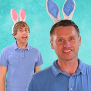 The Easter Bunny Song by kerBLiNK! | Music | Comedy