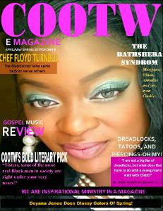 Cootw E Magazine Spring Edition 2015 | eBooks | Magazines