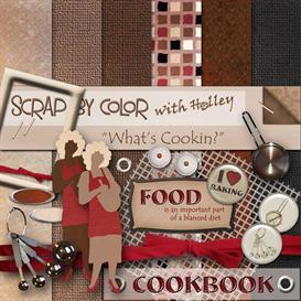 Whats Cookin | Other Files | Scrapbooking