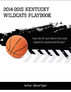 2014-2015 Kentucky Wildcats Playbook | eBooks | Sports
