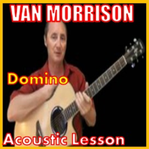 Learn to play Domino by Van Morrison | Movies and Videos | Educational