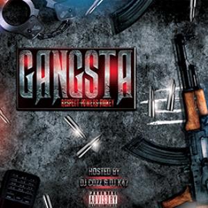 gangsta r.p.m (mixtape cover concept psd)