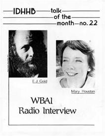 ToTM #22 WBAI Radio Interview | eBooks | Religion and Spirituality