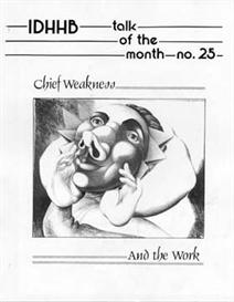 ToTM #25 Chief Weakness and the Work | eBooks | Religion and Spirituality