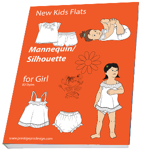 MG15 - Mannequin Girl | Other Files | Patterns and Templates